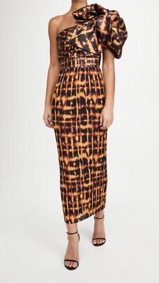 SOLACE London Lucia Midaxi Dress