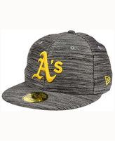 New Era Oakland Athletics Blurred Trick 59FIFTY Cap