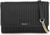 DKNY Gansevoort quilted leather small cross-body bag