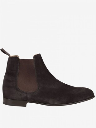 Church's Suede Ankle Boot