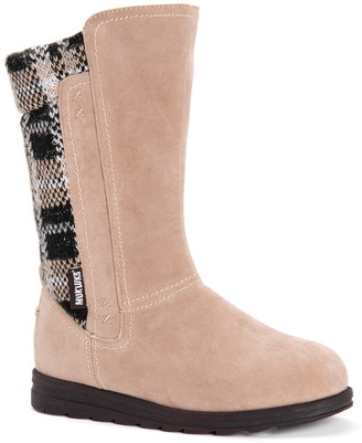 Muk Luks Stacy Faux Fur Lined Boot