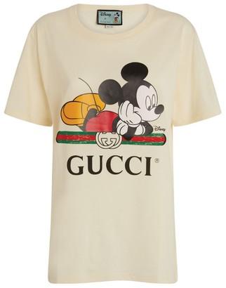 Gucci x Disney Mickey Mouse T-Shirt
