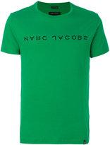 Marc Jacobs upside down logo T-shirt - men - Cotton - S