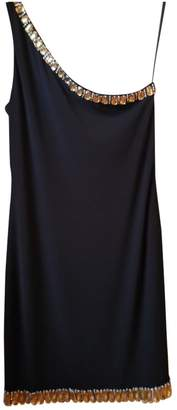 Basix II Black Dress for Women
