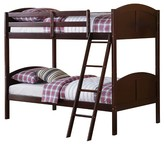 ACME Furniture Toshi Kids Bunk Bed - Espresso(Twin/Twin) - Acme