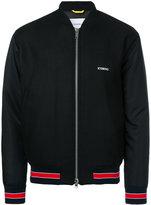 Iceberg Batman print bomber jacket - men - Polyamide/Polyester/Wool - 48
