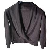 Comptoir des Cotonniers Grey Wool Knitwear for Women