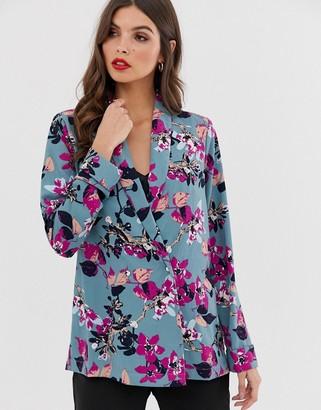 Vero Moda floral blazer-Multi