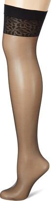 Fiore Women's Adora/Sensual Suspender Stockings 7 DEN