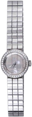 Christian Dior D Silver Steel Watches