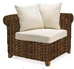 Pottery Barn Corner Chair