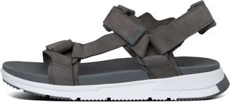FitFlop Sporty Nubuck Back-Strap Sandals