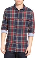 Tailor Vintage Men's Regular Fit Reversible Sport Shirt