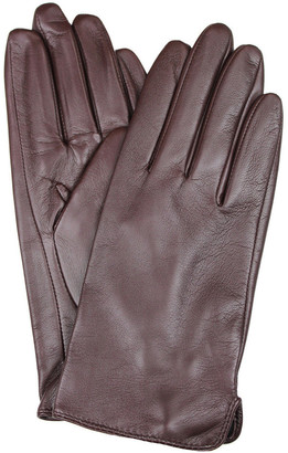 Dents Classic Full Grain Leather Gloves Chocolate