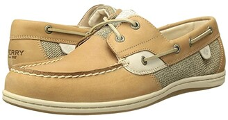 Sperry Koifish Core (Linen/Oat) Women's Lace up casual Shoes