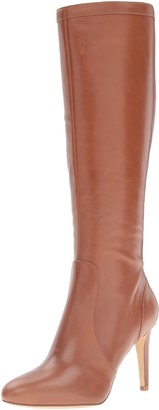Nine West Women's Holdtight Leather Knee-High Boot