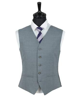 Gibson London Pick On Pick Waistcoat Colour: GREY, Size: 36R