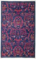 Solo Rugs Eclectic Area Rug, 3'3 x 5'2