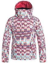 Roxy Jetty Girl Print Jacket - Girls'
