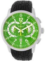 Roberto Bianci Men's 7096mrub-ss_gre Pro Racing Analog Display Analog Quartz Black Watch