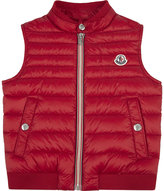 Moncler Cyriaque quilted gilet 4-14 years