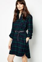Jack Wills Dress - Maggie Checked Shirt