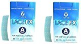 Vapon Lace FX A Curve Tape Hypo-allergenic Wig Hair Piece Adhesive Tape - 2 Packs