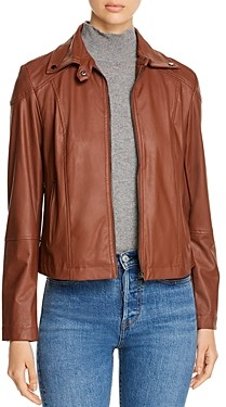 Lysse Chelsea Faux-Leather Jacket