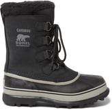 Sorel Caribou Waterproof Nubuck and Rubber Snow Boots