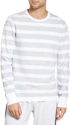 Reigning Champ Stripe Long Sleeve T-Shirt