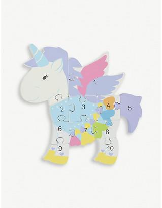 Selfridges Unicorn Number Puzzle