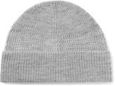 Lanvin - Ribbed Merino Wool Beanie