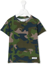 Les (Art)Ists Kids - Riri camouflage t-shirt - kids - Cotton - 2 yrs
