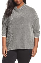 Nic+Zoe Plus Size Women's Frosted Fall Sweater