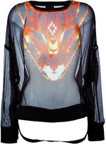 Marcelo Burlon County of Milan 'Valencia' top