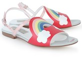 Stella McCartney Rainbow Detail Sandals
