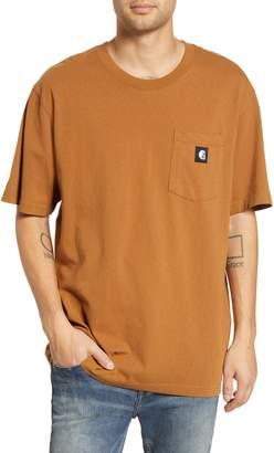 Hurley x Carhartt Logo Pocket T-Shirt