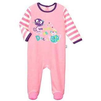 Camilla And Marc Baby Velour Pyjamas Dinette - 24 Months (92 cm Waist)