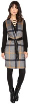 Brigitte Bailey Irina Plaid Vest