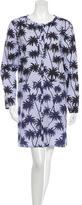 Tomas Maier Printed Shirt Dress