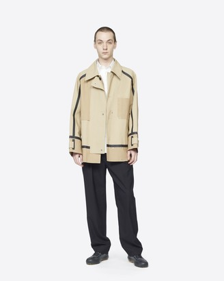 3.1 Phillip Lim Short Trench Jacket