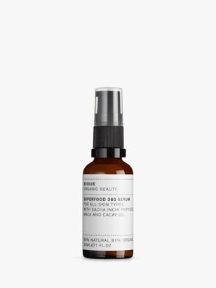 Evolve Organic Beauty Superfood 360 Serum, 30ml