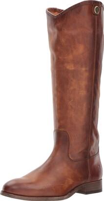 Frye Women's Melissa Button 2 Equestrian Boot