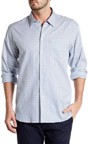 Barbour Cogley Checkered Long Sleeve Classic Fit Shirt