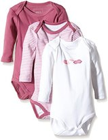 Name It Baby Girls NITBODY LS NB G NOOS Bodysuit