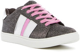 Steve Madden Lindy Metallic Sneaker (Little Kid & Big Kid)