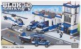 Mega Bloks Blok Squad Police Station w/ Jail (825 pcs)