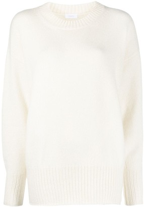 Malo Crew-Neck Knit Jumper