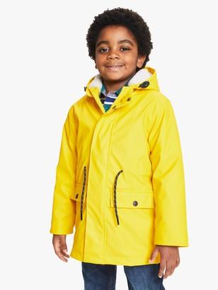 John Lewis & Partners Boys' Rain Mac Coat