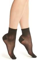 DKNY Women's 2-Pack Sheer Ankle Socks